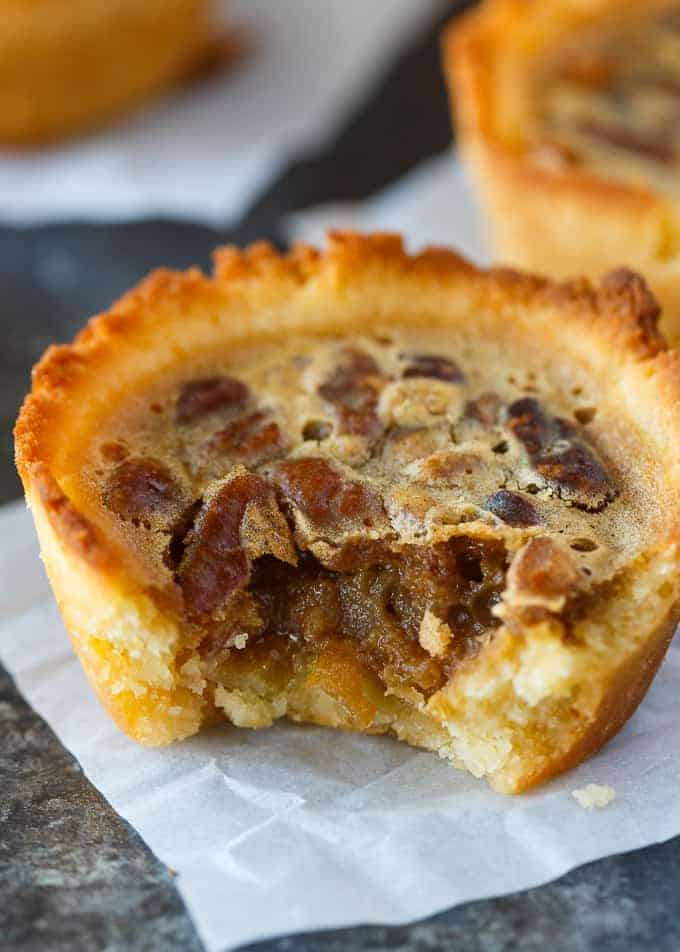 Canada's favorite sweet, rich and guilt-free keto pecan butter tart