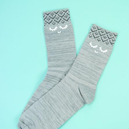 iron-on socks