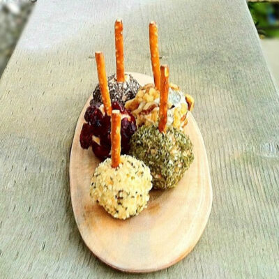 Food on a Stick Recipes