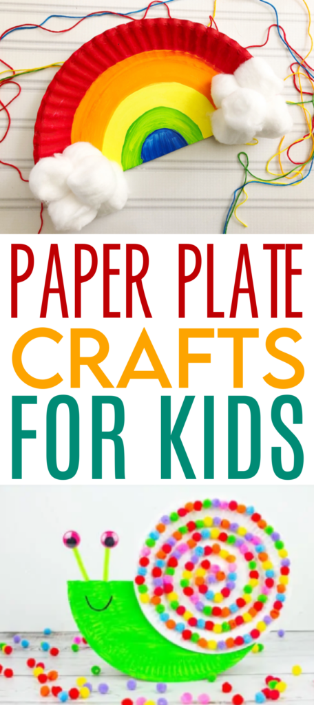 Paper Plate Crafts For Kids roundup