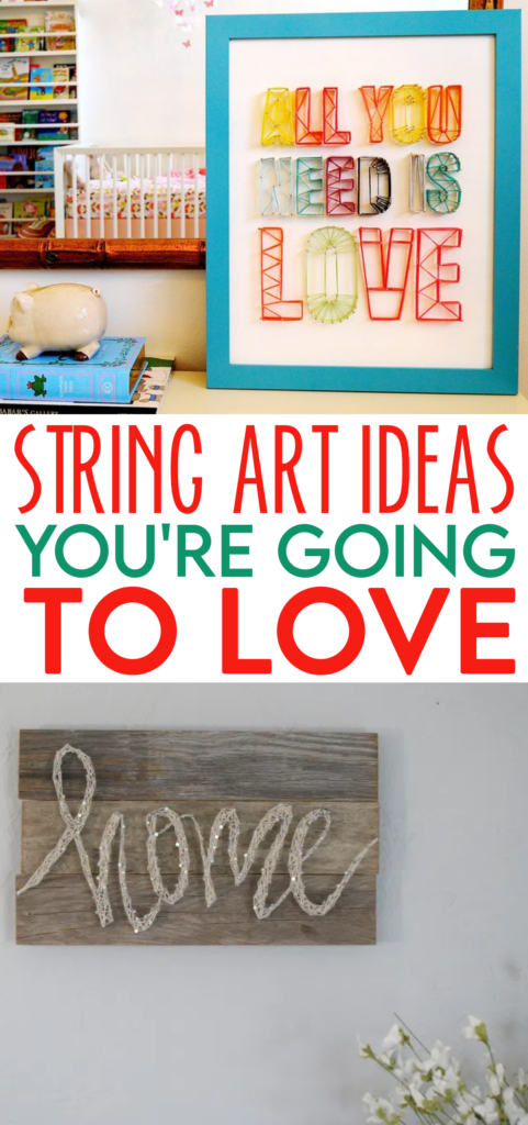 String Art Ideas You're Going To Love roundup