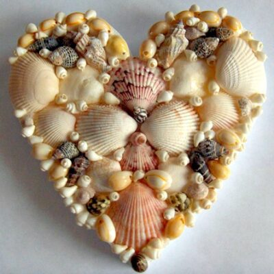DIY Seashell Craft Projects