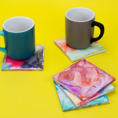 DIY Coasters and Mug Rugs thumbnail