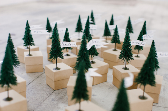mini tree advent calendar plus free template christmas holiday craft