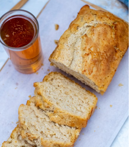 soft and flavorful beer bread