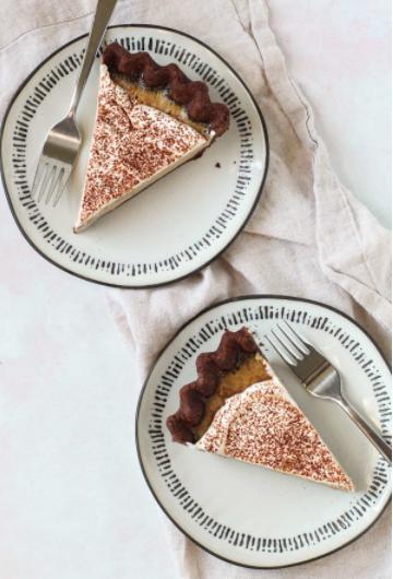 flashy and delicious coffee custard pie recipe