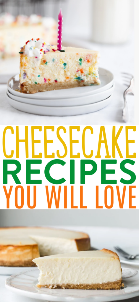 Cheesecake Recipes You Will Love Roundups