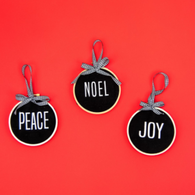 Paper Christmas Ornaments You Can Make
