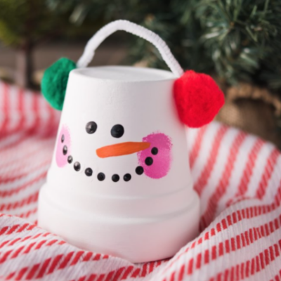 Snow Themed Craft Projects