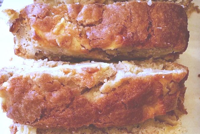honey crisp apple bread delicious quick recipe