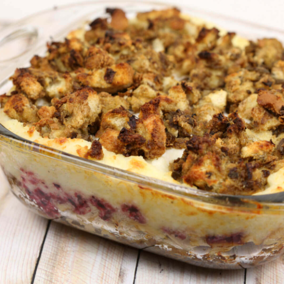 leftover thanksgiving casserole delicious holiday meal