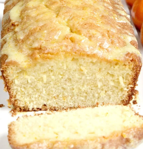 delicious and quick orange juice bread recipe