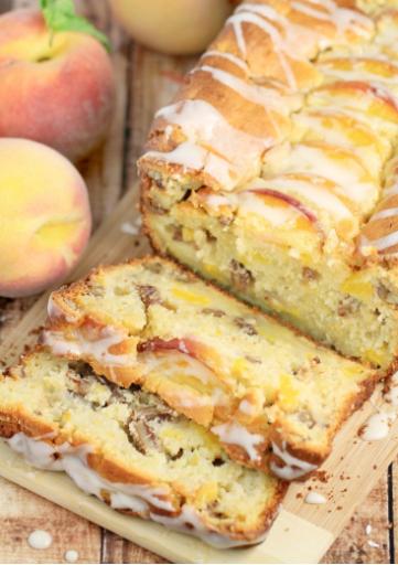 pecan and peach quick bread recipe