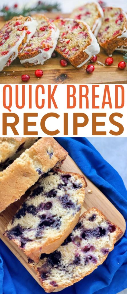 Quick Bread Recipes roundup