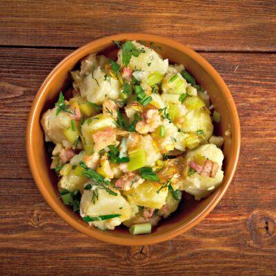 Yummy Pasta and Potato Salad Recipes thumbnail
