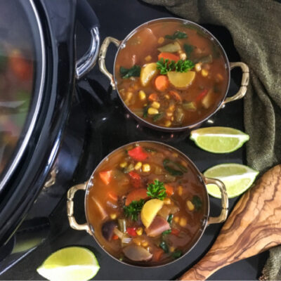 Slow Cooker Soup Recipes thumbnail