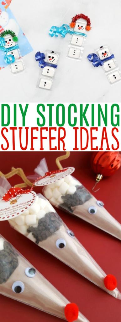 DIY Stocking Stuffer Ideas roundup
