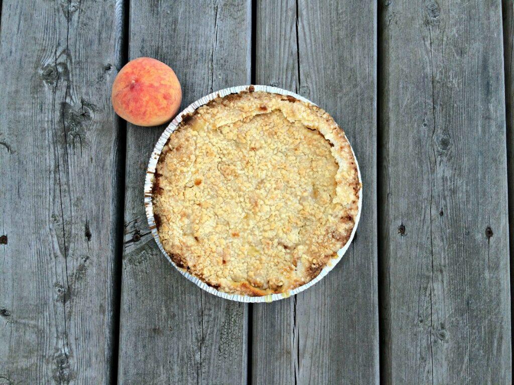 peaches and cream pie recipe delicious summer treat
