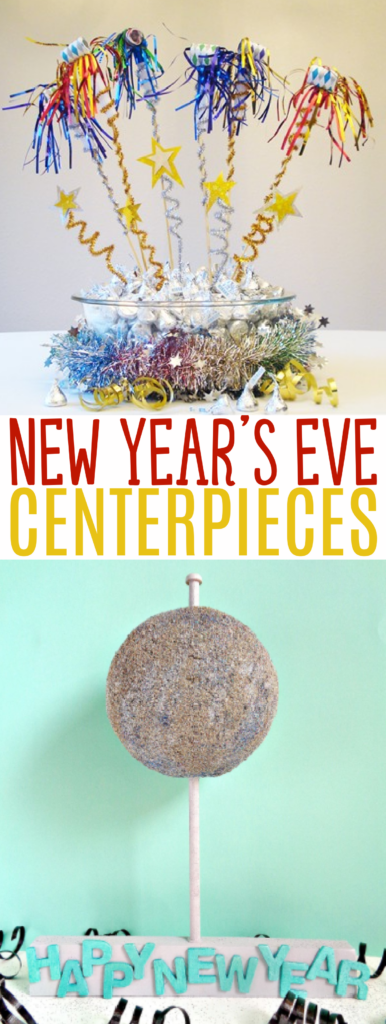 New Year's Centerpieces roundup