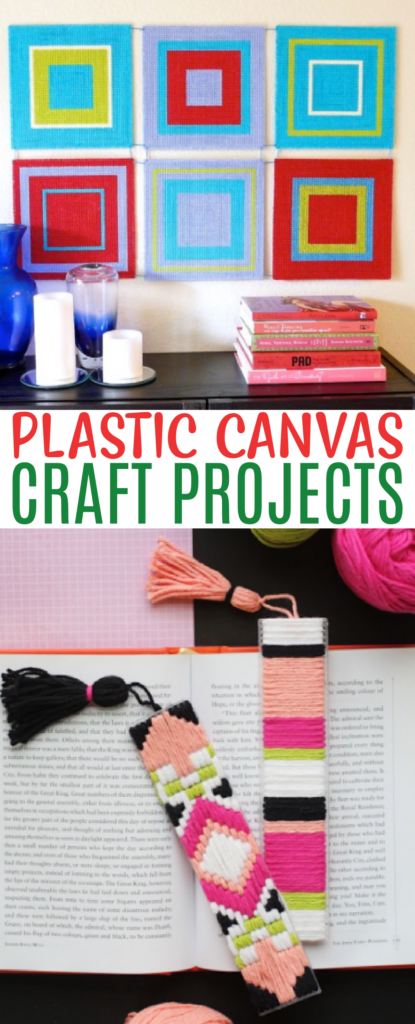 Plastic Canvas Craft Projects Roundups