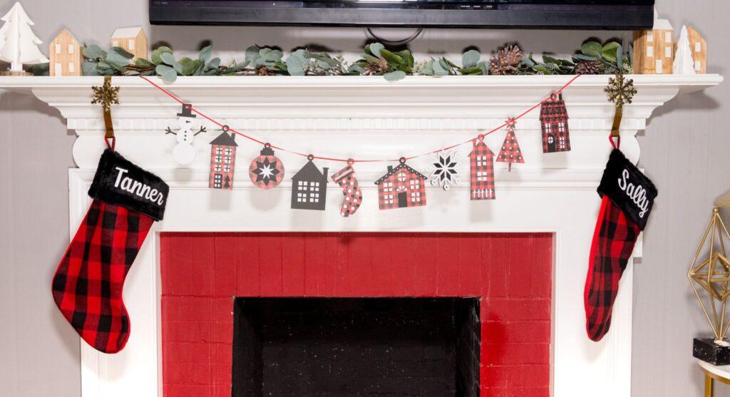 cricut christmas tree top to bottom diy holiday craft decor