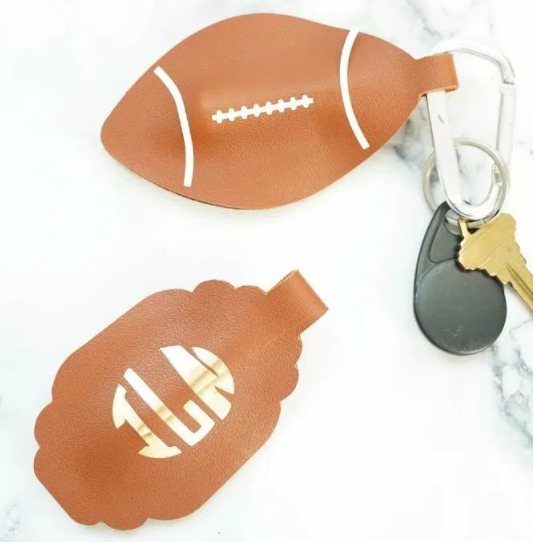 leather lip balm holders