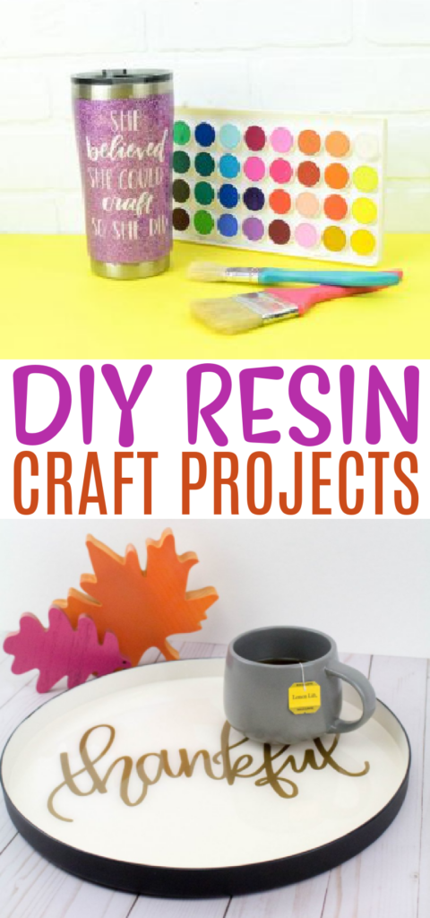 DIY Resin Craft Projects Roundups