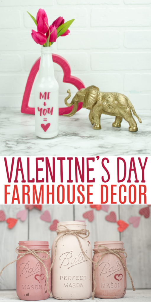 Valentine's Day Farmhouse Decor roundup