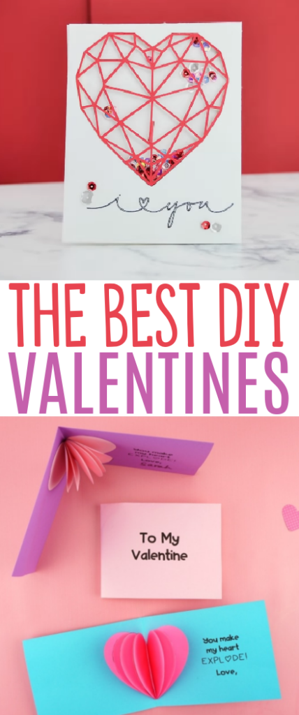 The Best DIY Valentines roundup