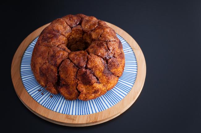 super simple cinnamon monkey bread