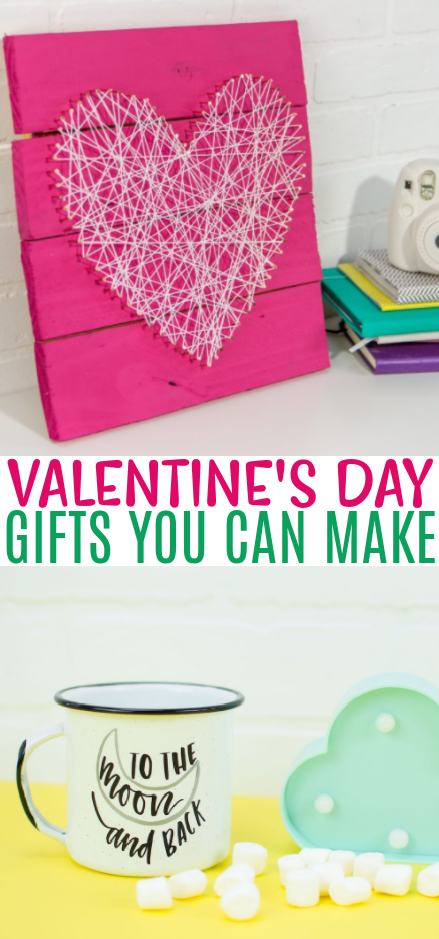 Valentine's Day Gifts You Can Make roundup