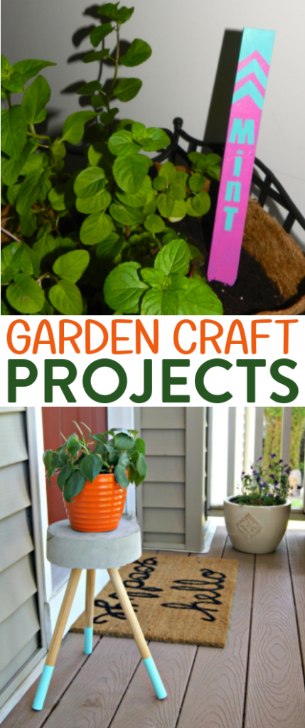 Garden Craft Projects Roundups