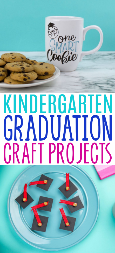 Kindergarten Graduation Craft Projects roundup