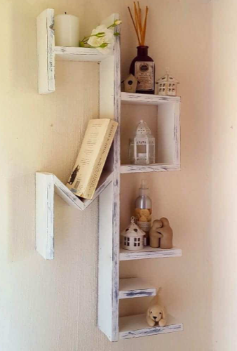 I Love Our HOME Shelf And How To Make Your Own Made From Pallets