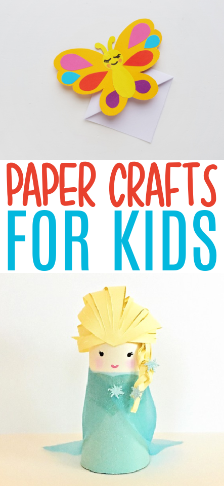 Paper Crafts For Kids roundup