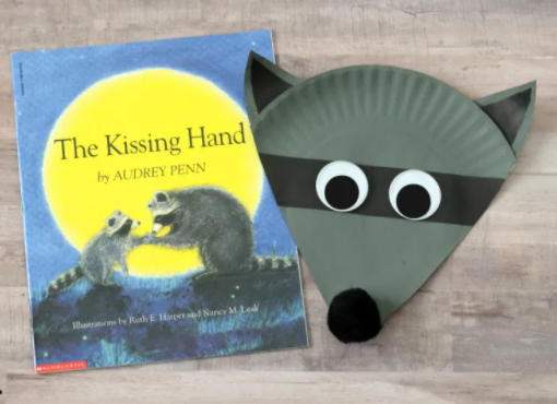 Chester the Raccoon Paper Plate Craft Perfect For Kids