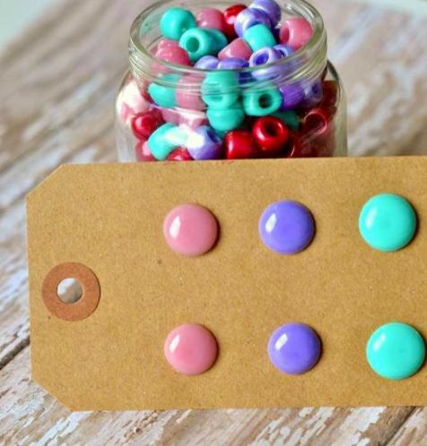 Pony bead jewelry super fun craft for kids