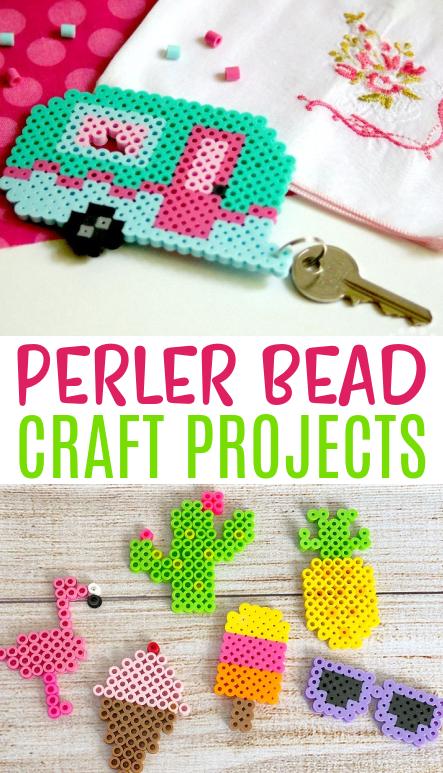 Perler Bead Craft Projects roundup