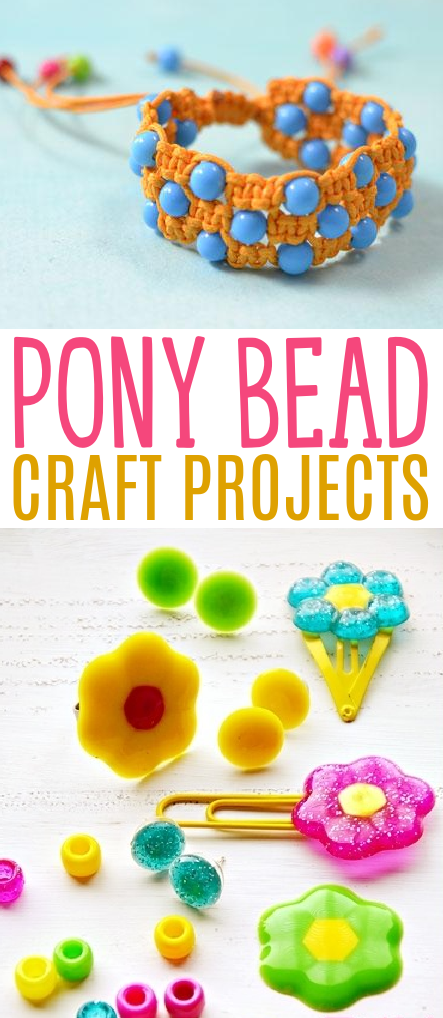 Pony Bead Craft Projects Roundups