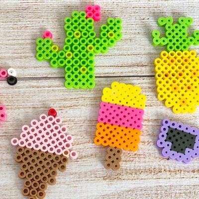 Perler Bead Craft Projects