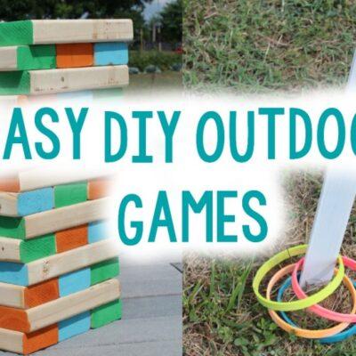 DIY Games for Kids