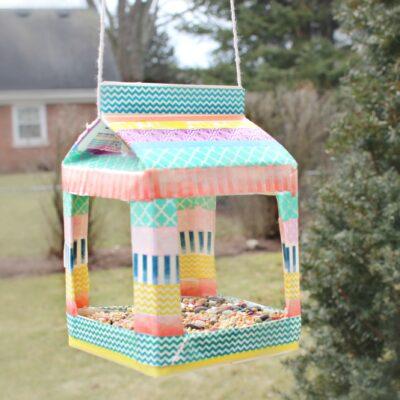 DIY Bird Feeder Crafts