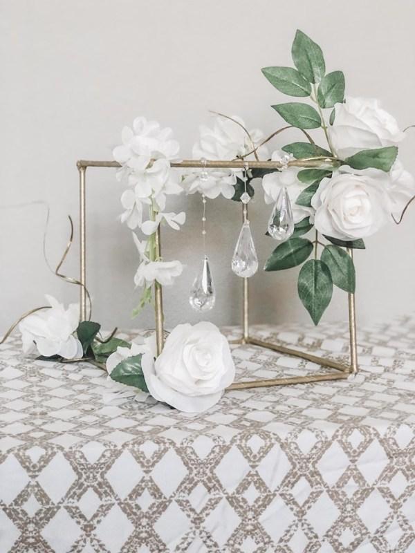Inexpensive homemade easy to make wedding centerpieces