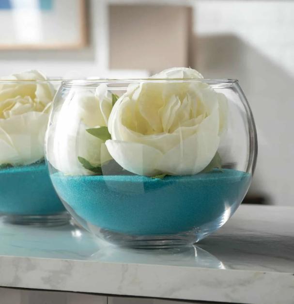 On a budget homemade wedding floral centerpiece