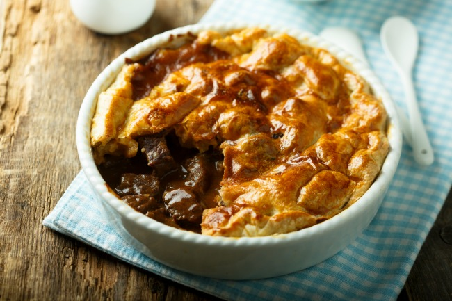 Steak and Guinness Pie Recipe Best Of The English Pub